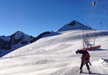 Falconeri Ski Team partenza oggi per lo Stelvio