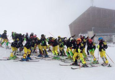 Baby Cuccioli Stage di Slalom in Val Senales