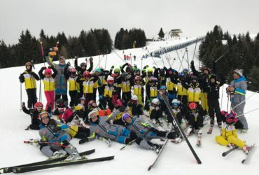 Enjoy Ski Kids, immagini del divertimento