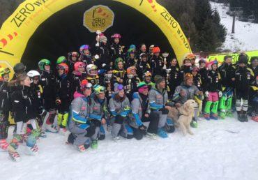 Altro week end di soddisfazioni per Tezeni Ski Team