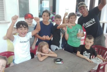 Summer Camp Falconeri ski Team Pulcini a Cesenatico