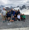 Children Race rientrati dallo Stelvio